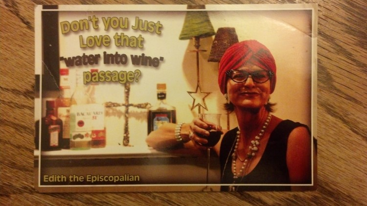Edith the Episcopalian
